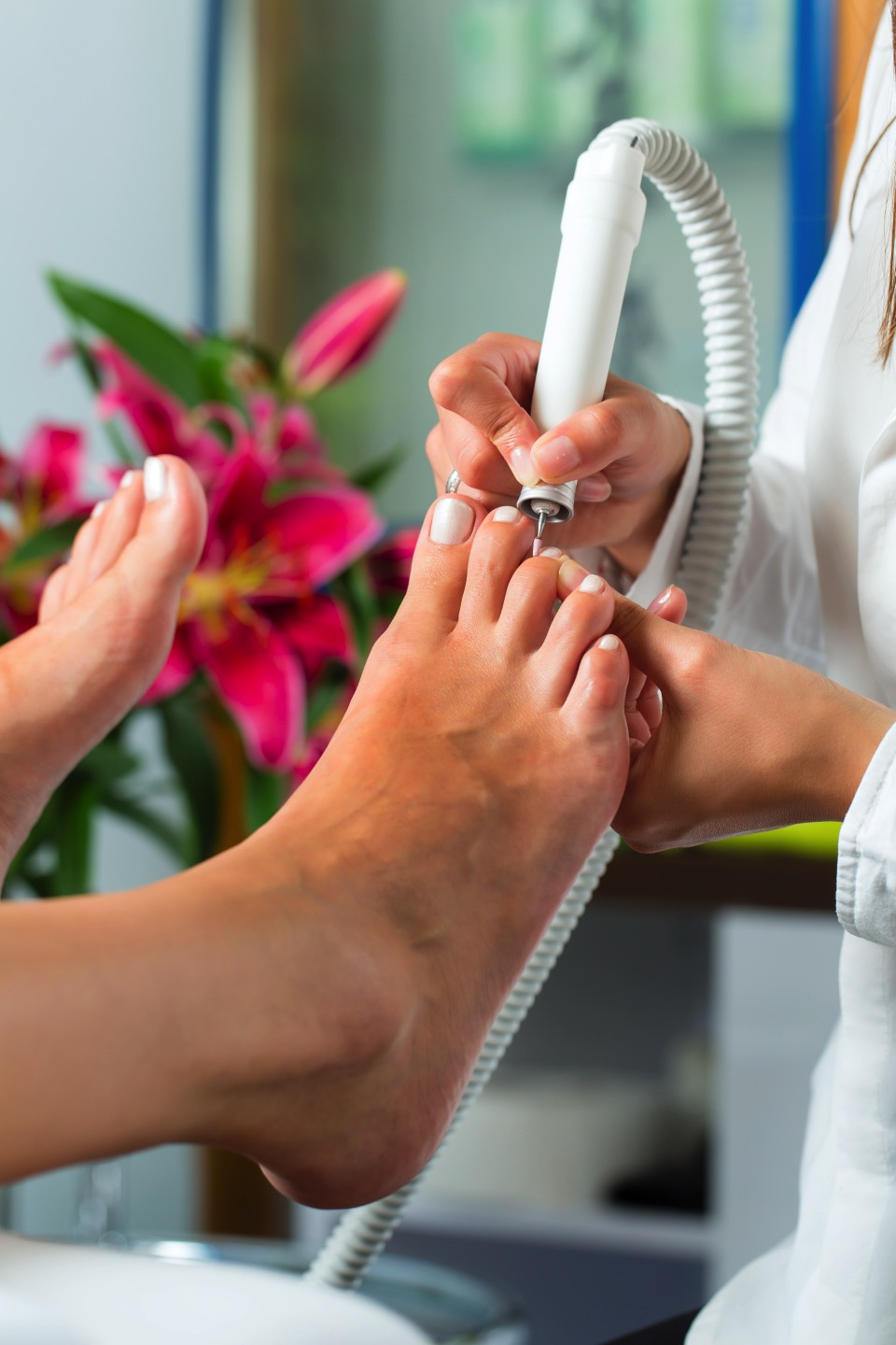 Footcare at Newgate Street Clinic, Worksop